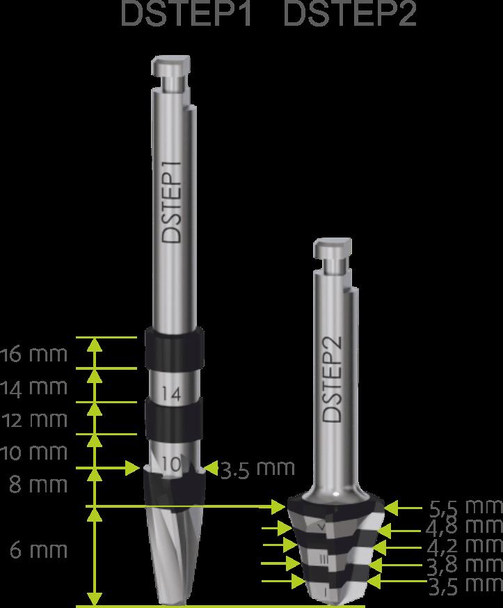 Universal drills