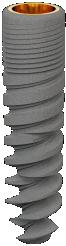 Rootform dental implant R3514