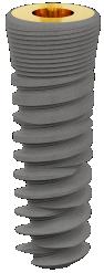 Rootform dental implant R5516.03