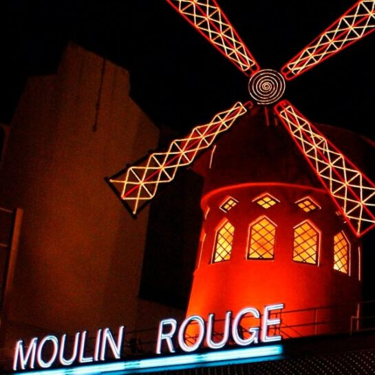 ADF + Moulin Rouge
