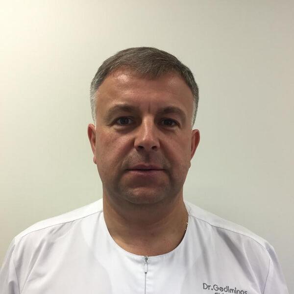 Dr. Gediminas Skributis (Lithuania)