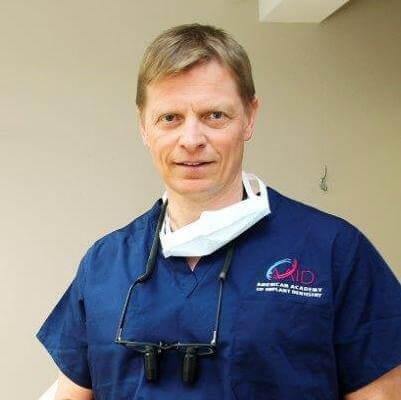 Dr. Tor Tegnander (Norway)