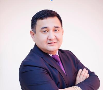 Dr. Ruslan Alymbajev