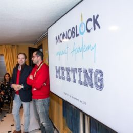 Monoblock Academy Meeting