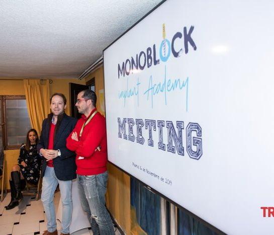 Monoblock Academy Meeting