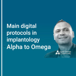 Webinar: Main digital protocols in implantology